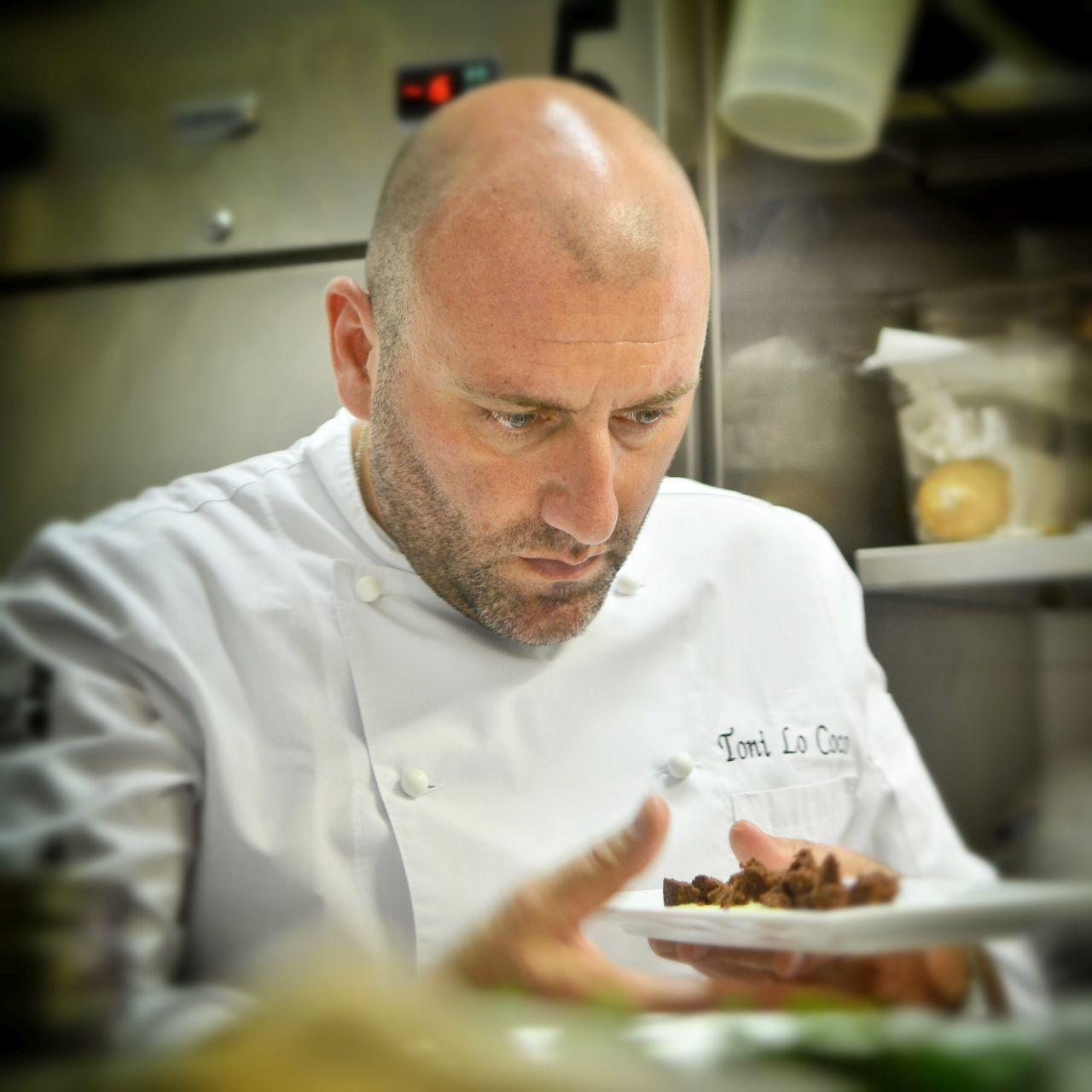 lo chef Tony Lo Coco